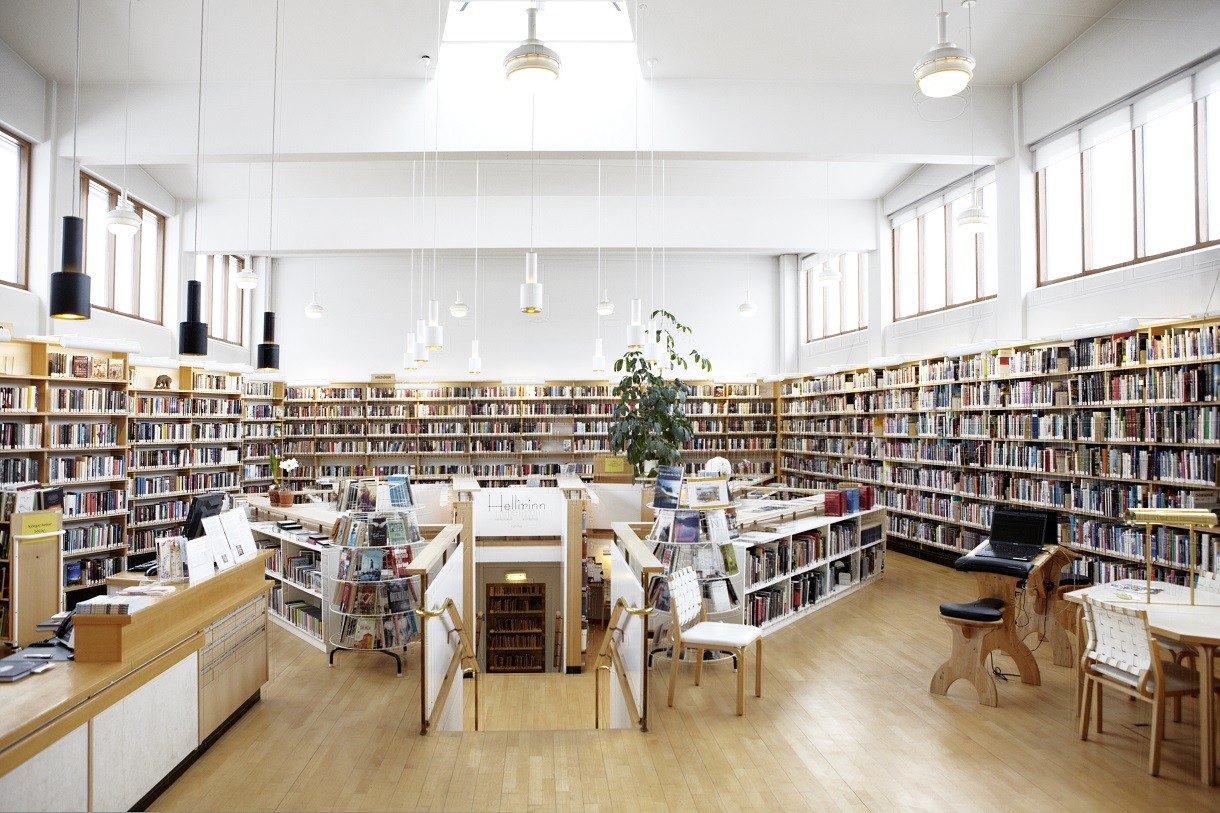 Vi söker en bibliotekarie (75%)