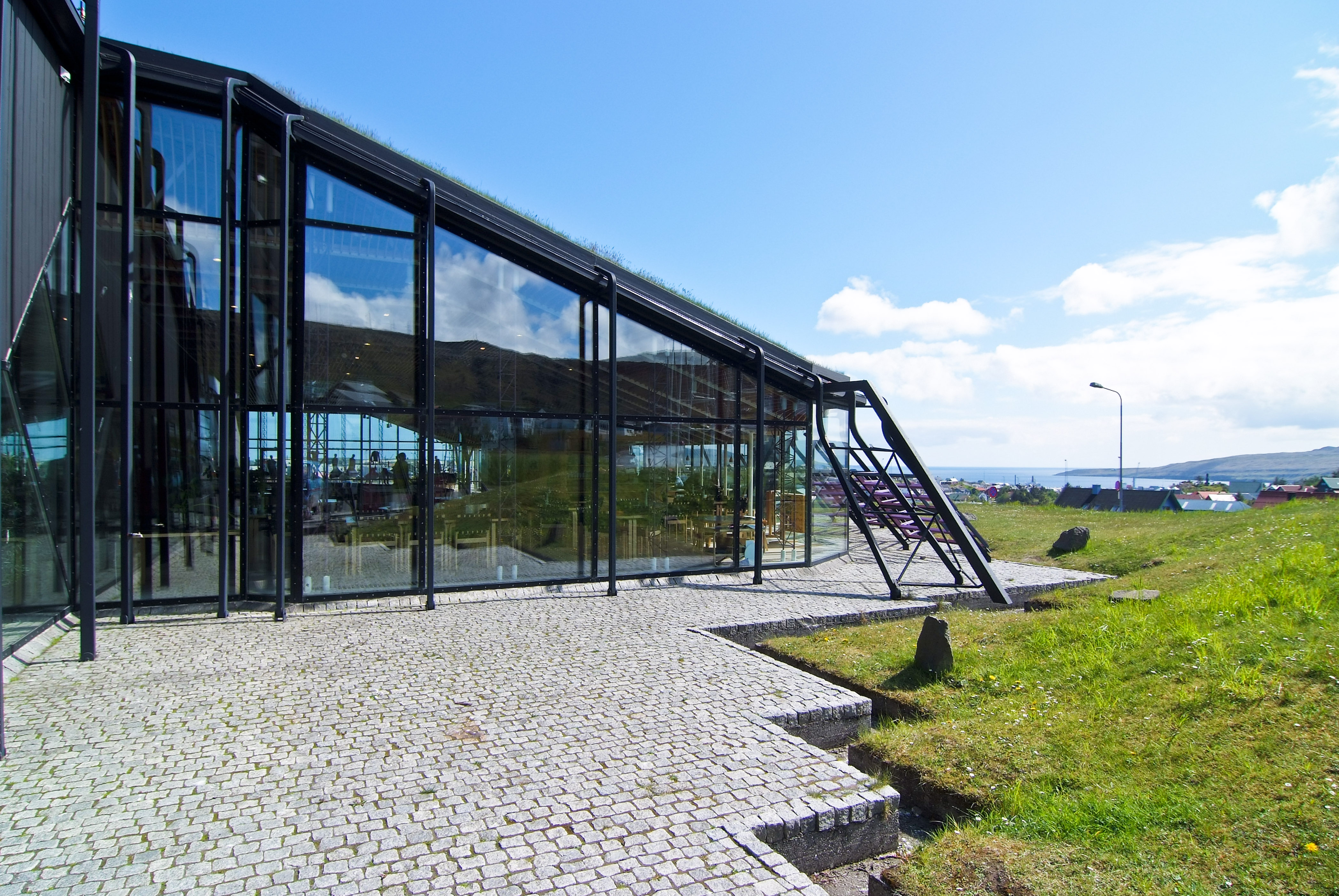 The Nordic House in the Faroe islands seeks a project manager