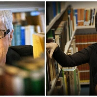 Turið Sigurðardóttir and Malan Marnersdóttir