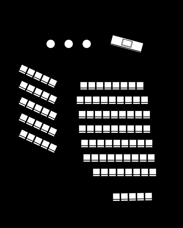 Foredrag (40–90 sæder)