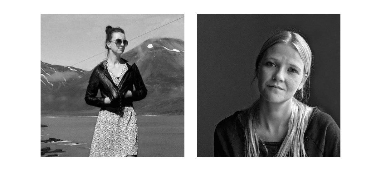 Hanne Højgaard Viemose og Kristín Eiríksdóttir