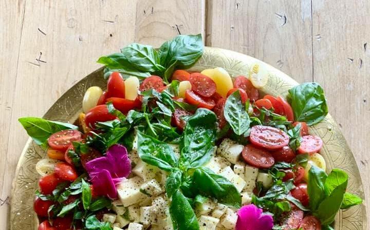 Vegetarisk måltid fra Sono