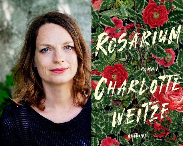 Charlotte Weitze - Rosarium
